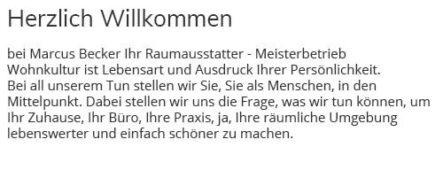 Gardinen für  Süsel, Altenkrempe, Eutin, Kasseedorf, Sierksdorf, Scharbeutz, Neustadt (Holstein) oder Timmendorfer Strand, Ahrensbök, Schönwalde (Bungsberg)